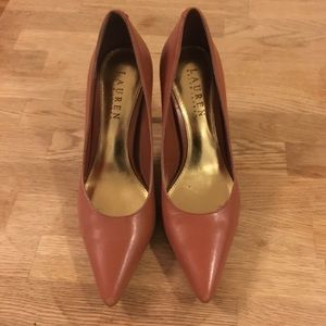 Ralph Lauren pumps; 6.5
